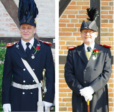 Adjutant und Gildebote 2014