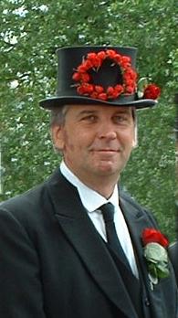 Peter Jacobsen als Weinschaffer / Laadschaffer im Jahr  2003